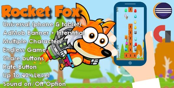 Download Rocket Fox Universal + Admob