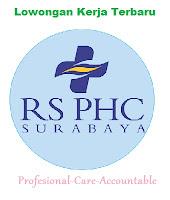 Lowongan Kerja Terbaru RS PHC Surabaya