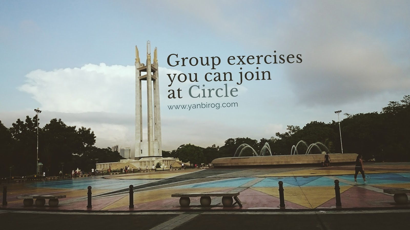 Group exercises you can join at Circle