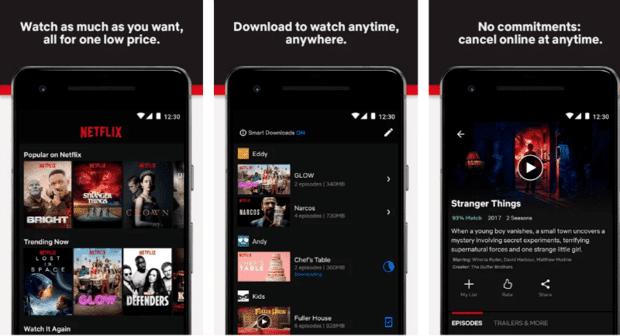 مشاهدة نيتفليكس Netflix مجانا من الهاتف و التلفاز