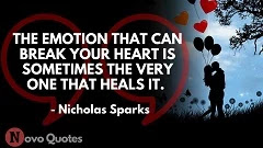 Feelings Love Quotes