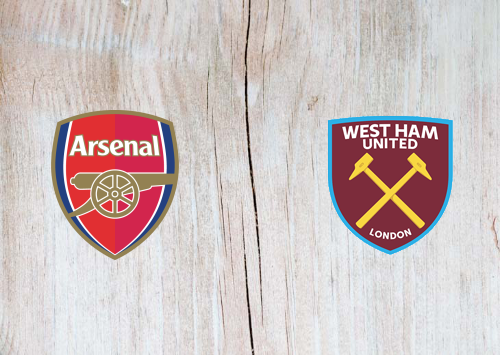 Arsenal vs West Ham United -Highlights 7 March 2020