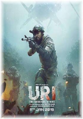 Uri The Surgical Strike 2019 BluRay Hindi Movie Download