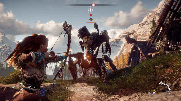 Comprar Horizon Zero Dawn Black Friday
