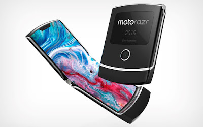 أخيرا تعلن موتورولا عن موعد الإعلان عن هاتفها الجديد القابل للطي و سعره في الأسواق