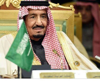 King Salman tours Saudi despite crisis over the death of khashoggi