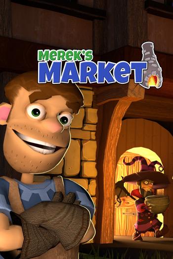 تحميل لعبة Merek's Market