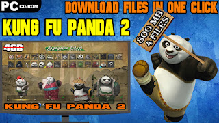 KUNG FU PANDA 2 PC GAME DOWNLOAD