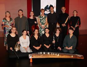 Nicola Lefanu with Okeanos Ensemble & cast of Tokaido Road