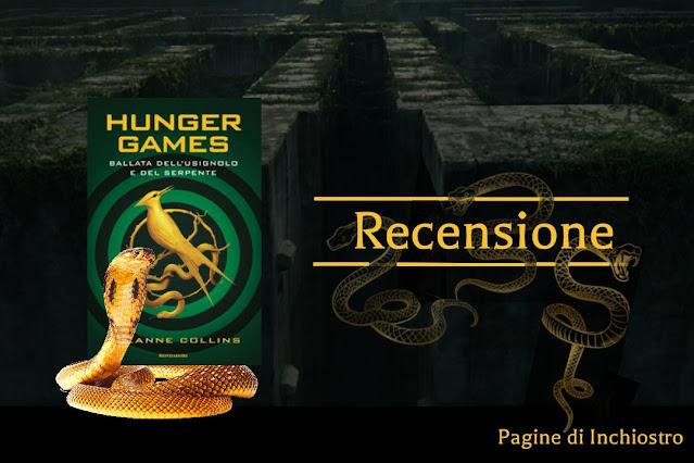 Hunger Games Ballata dell'usignolo e del serpente Recensione