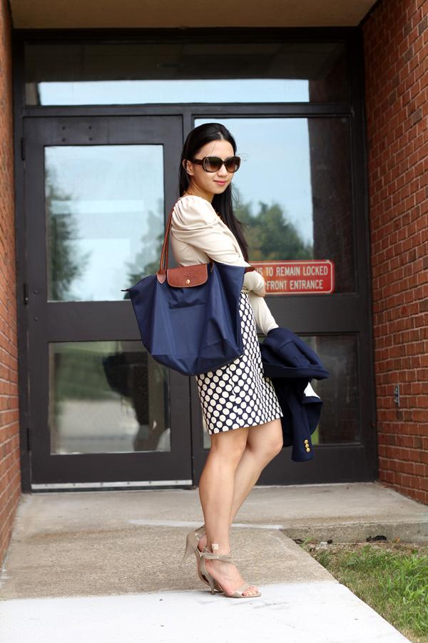 f5202d0f499 Bag Baby   Longchamp Le Pliage Large Tote - Elle Blogs