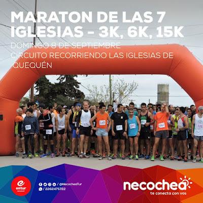 Maraton 7 Iglesias Quequen