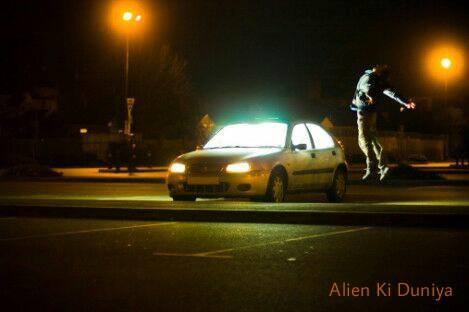 एलियन द्वारा प्रथम अपहरण : Kidnapping by Alien