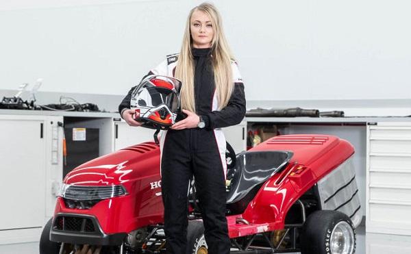 Honda Mean Mower V2 Jess Hawkins