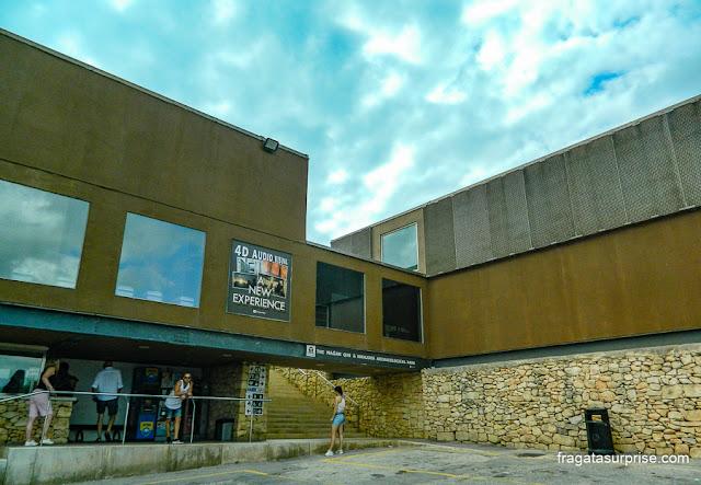 Centro de Visitantes do Parque Arqueológico de Hagar Qim, Malta