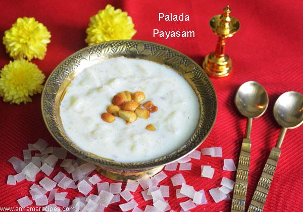 Palada Payasam