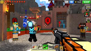 Pixel Gun 3D mod apk v11.4.1 (Pocket Edition) Terbaru