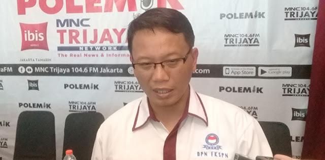 Buruh Ancam Mogok Massal Jika RUU Omnibus Law Cilaka Tetap Disahkan