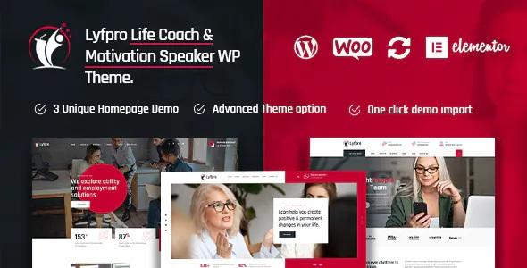 Best Life Coach Premium WordPress Theme