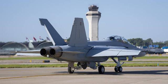 Boeing delivers advanced Super Hornet