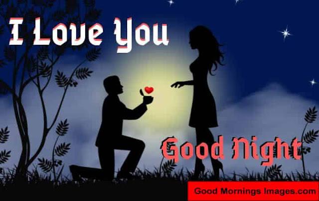 Lovely good night image