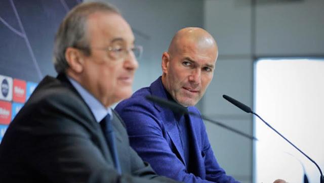 Les deux discussions qui ont provoqué le départ de Zidane