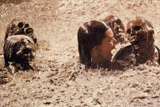 Poltergeist 1982 swimming pool skeletons