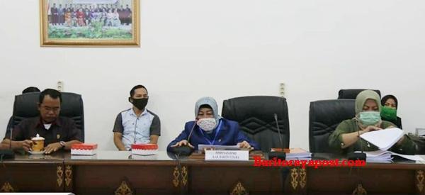 DPRD dan Pemkab Bahas Raperda tentang Pengelolaan Barang Milik Daerah