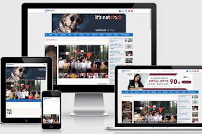 Tribunnexs Responsive Template Blogger - New Version