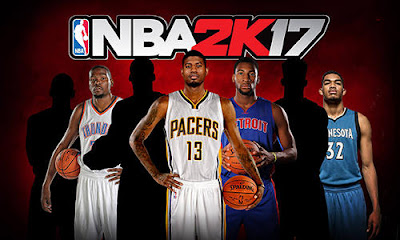 NBA 2K17 MOD APK + OBB FOR ANDROID