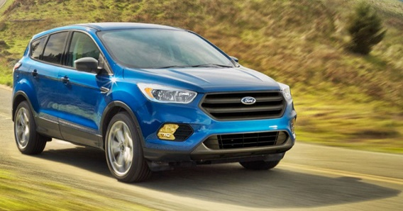 2019 Ford Escape EcoBoost Redesign & Review