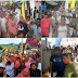 Ratusan Masyarakat di Desa Lumoy dan Lena Sambut AJAIB