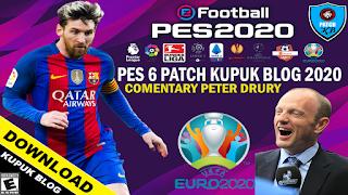 PES 6 Patch Kupuk Blog Season 2020