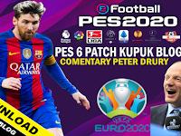 PES 6 Patch Kupuk Blog Season 2020 PC/HD