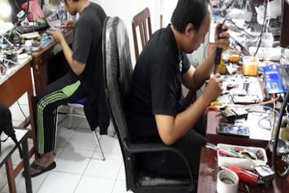Tempat SERVICE HP Jogja Recommended Bisa Di Tunggu