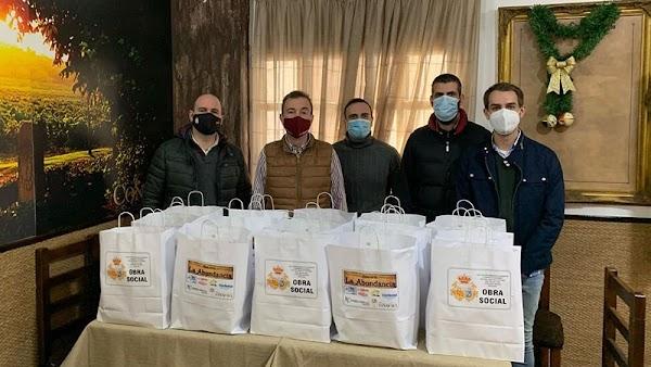 Las Obras Sociales de las hermandades se disparan en tiempos de pandemia en Huelva