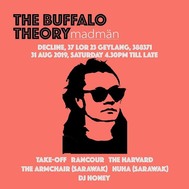 THE BUFFALO THEORY MADMAN
