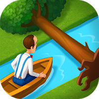 Gardenscapes v4.7.5 Apk Mod [Dinheiro Infinito]