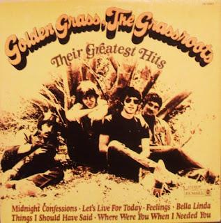 Vinyl Exam Golden Grass The Grassroots