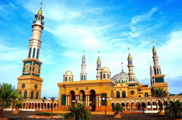 3. Masjid Islamic Centre Samarinda