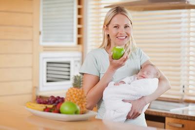 Cara dan Tips Diet Alami Setelah Pasca Melahirkan