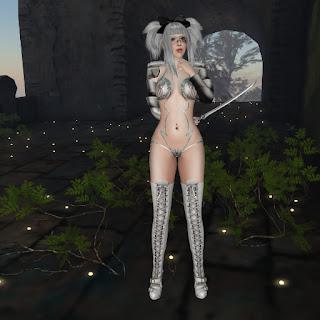 -MUSU- Pointed BodySuit