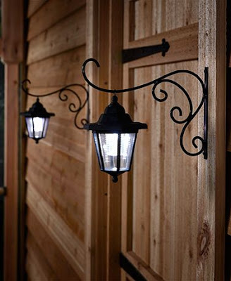 9 Lampu Teras Unik ini Memperindah Tampilan Luar Rumah
