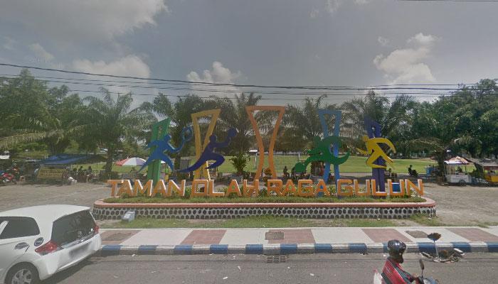 Lapangan Gulu di Kota Madiun