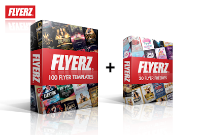 Descargar +110 plantillas de flyers gratis en formato psd