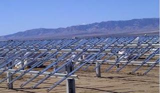 Solar power plant: 30MW