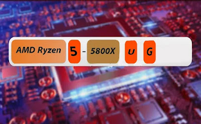 كيفية التفريق بين اجيال معالجات AMD Ryzen: