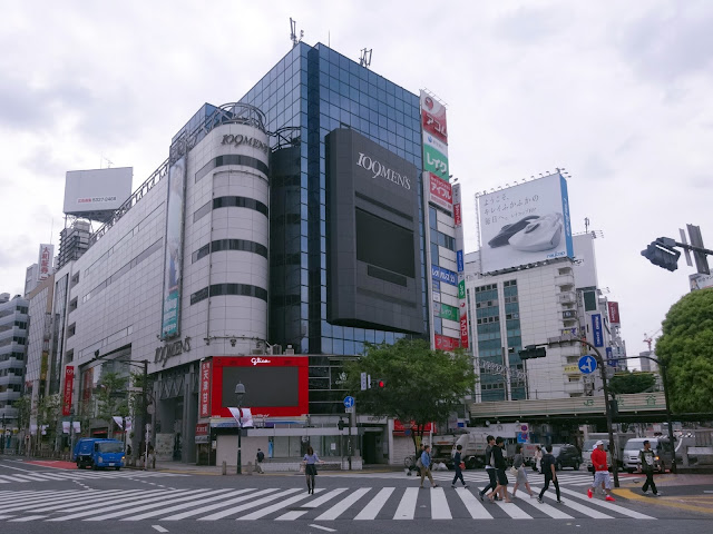 渋谷駅前スクランブル交差点,109-2〈著作権フリー画像〉