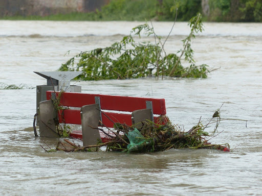 Spenden für Betroffene vom Hochwasser