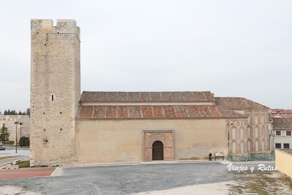 Iglesia de San Martín, Cuéllar